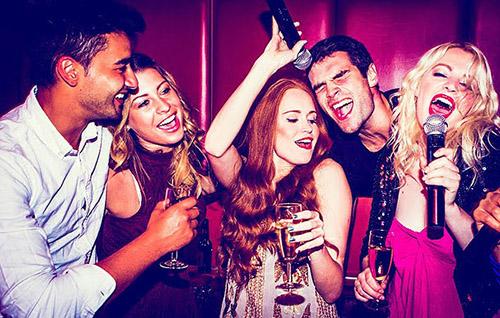 Karaoke fiesta