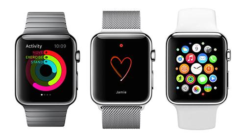 apple-watch características
