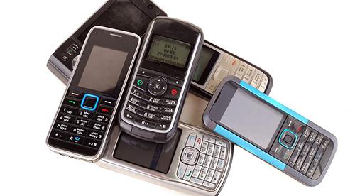 dumb phones
