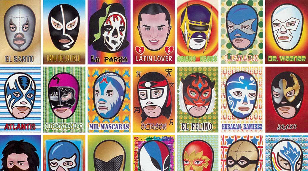 Image Gallery lucha mexicana