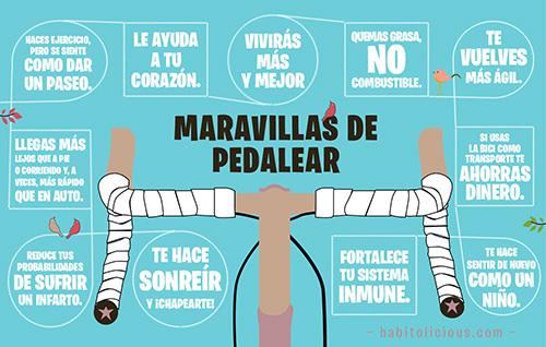 pedalear
