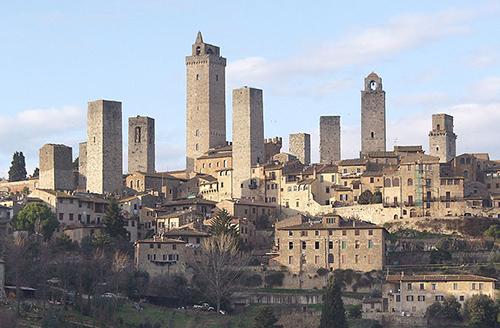san_gimignano torres
