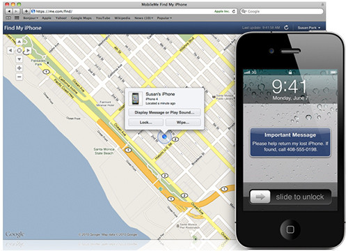 Find-My-iPhone-App