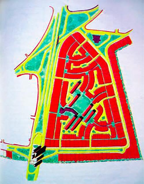 Desarrollo de Ciudad Satélite con supermanzanas