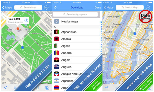 city-maps-2go