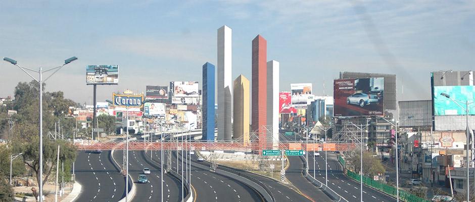 Resultado de imagen para ciudad satelite