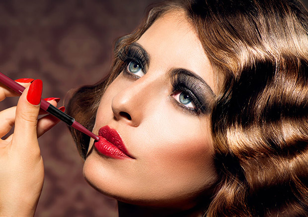 maquillaje-vintage