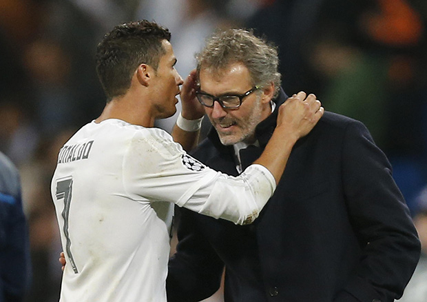 Laurent_Blanc_y_Cristiano_Ronaldo