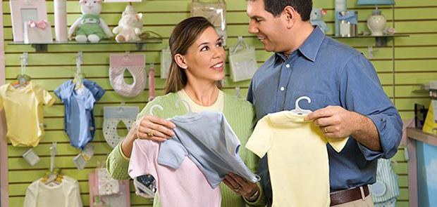 embarazada-comprando
